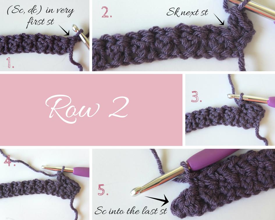 suzette baby blanket crochet pattern