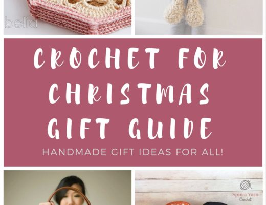 Crochet for Christmas Gift Guide