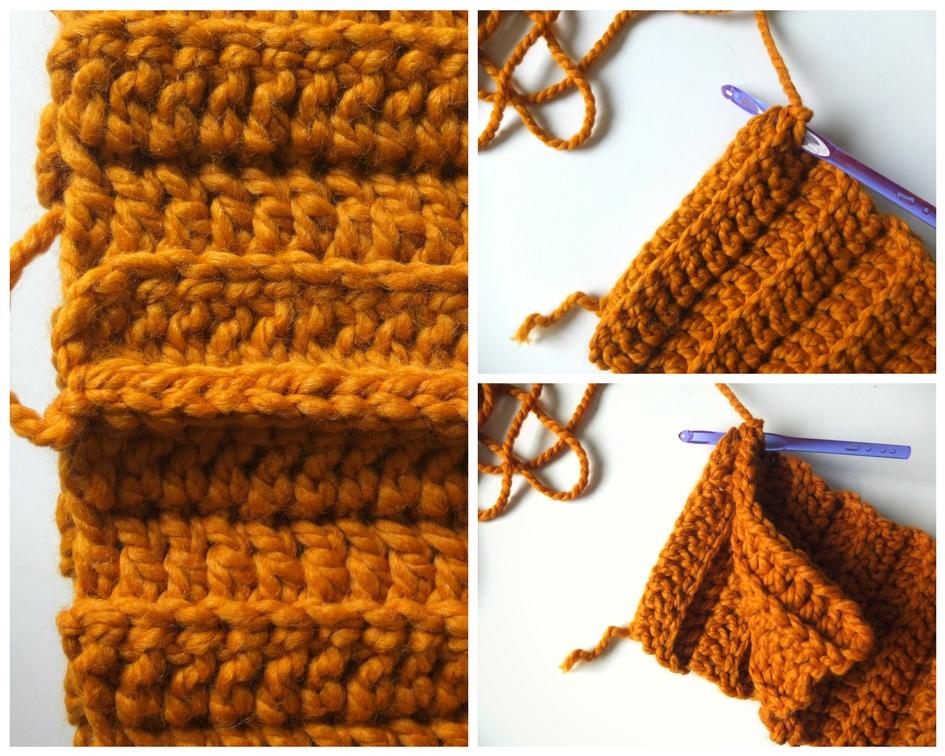 Quick And Easy Crochet Infinity Scarf Sigoni Macaroni