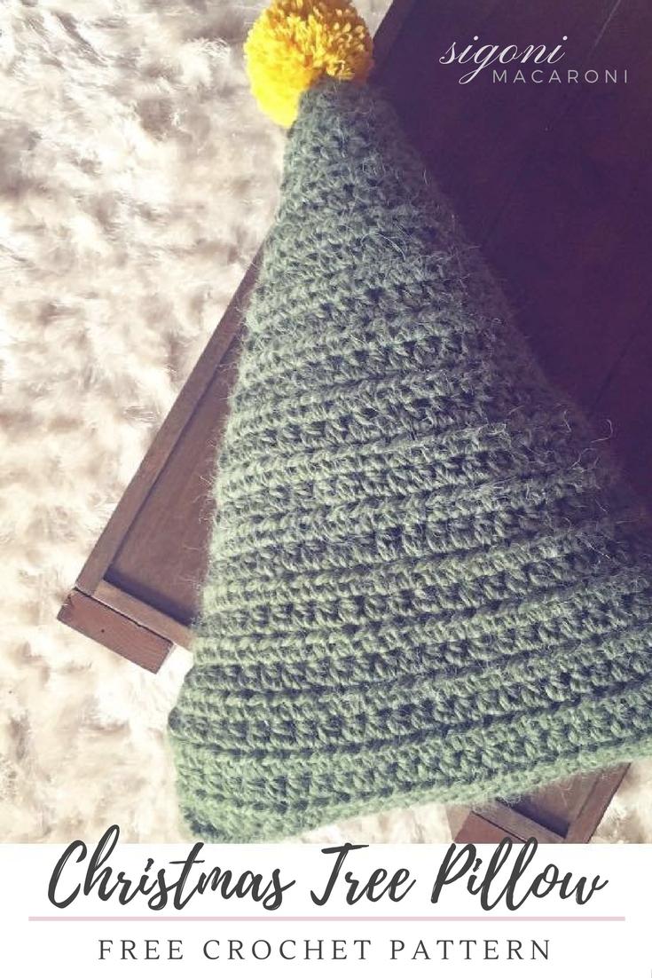 Free crochet pillow pattern archives sigoni macaroni free crochet pillow pattern crochet christmas tree pillow bankloansurffo Gallery