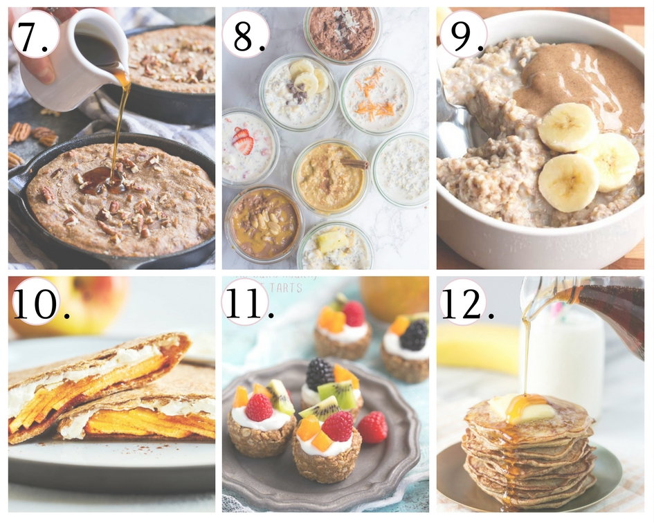 healthy breakfast recipes for picky toddlers