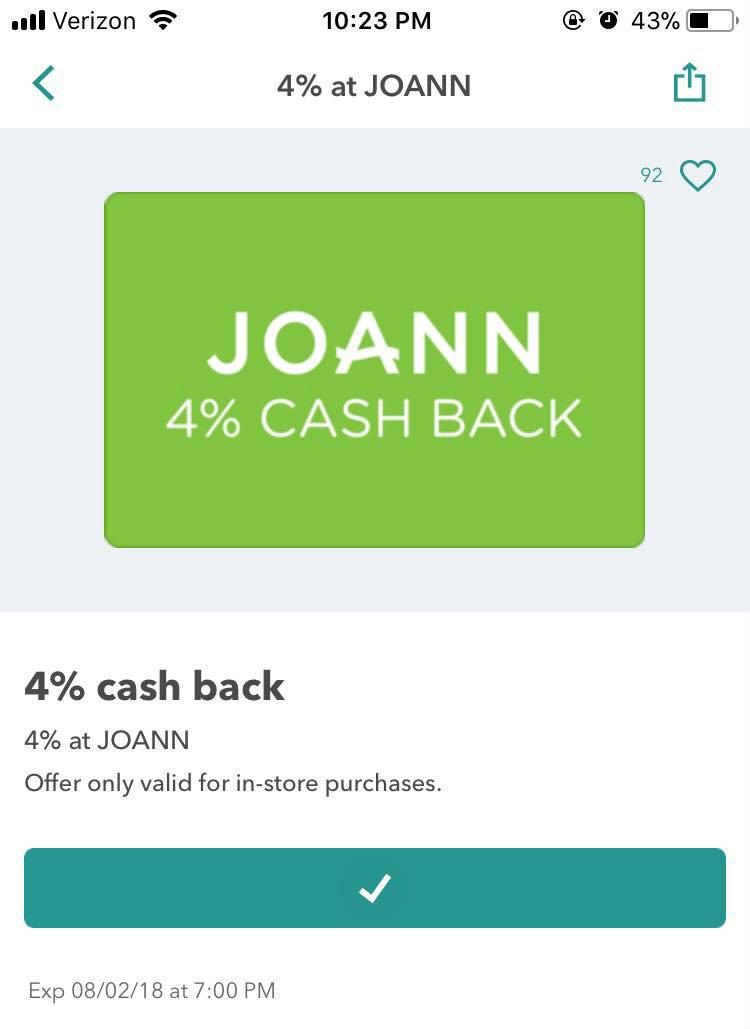 saving easy money with ibotta