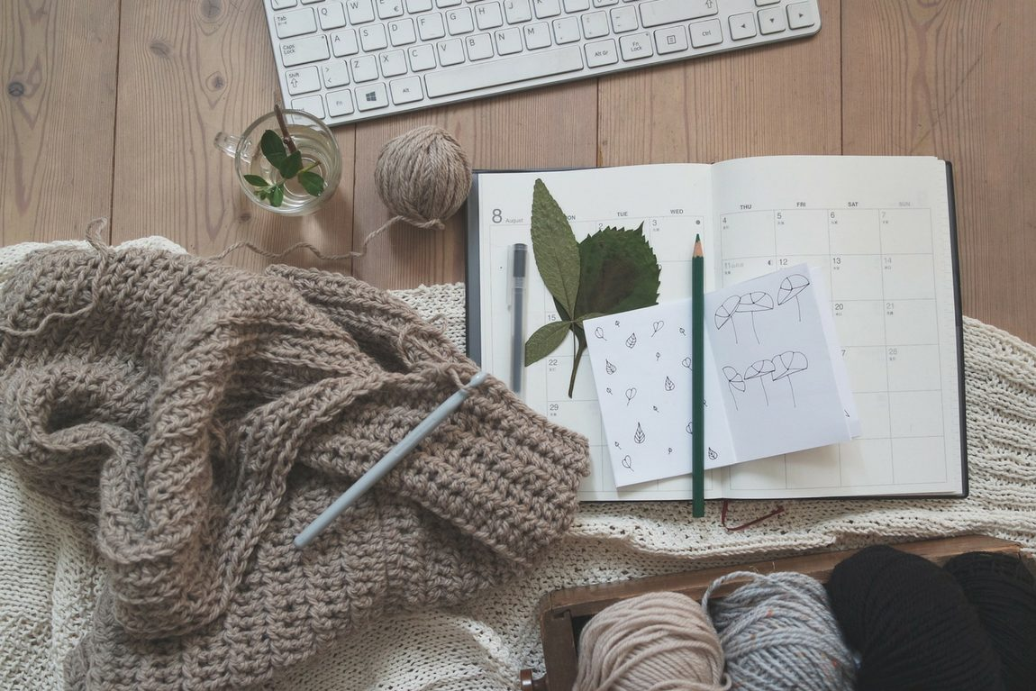 crochet tools and resources