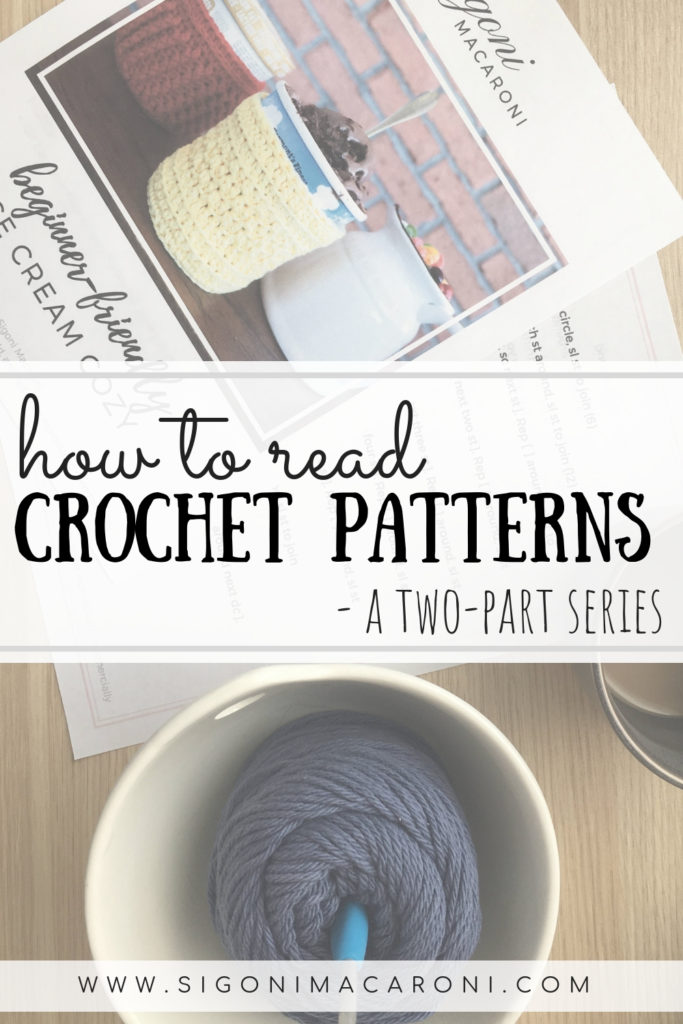 How to Read Crochet Patterns for Beginners