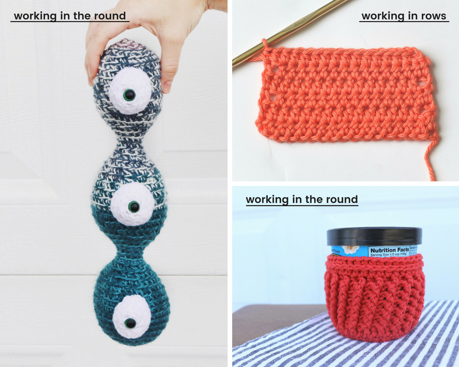 how to read crochet patterns for beginners part 2