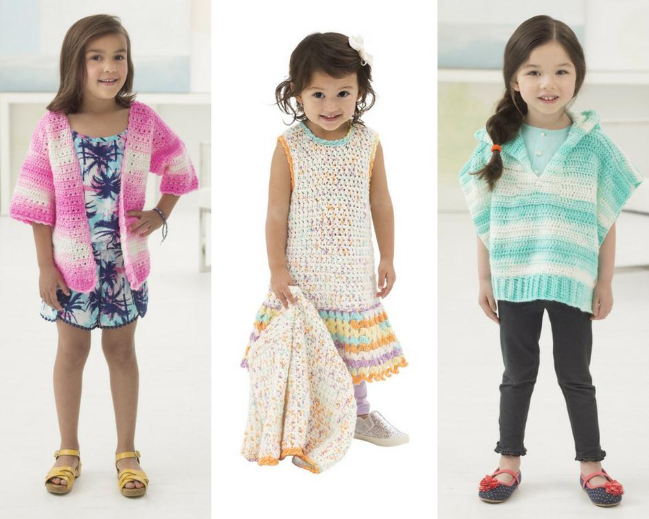 Back to School Crochet Pattern Roundup