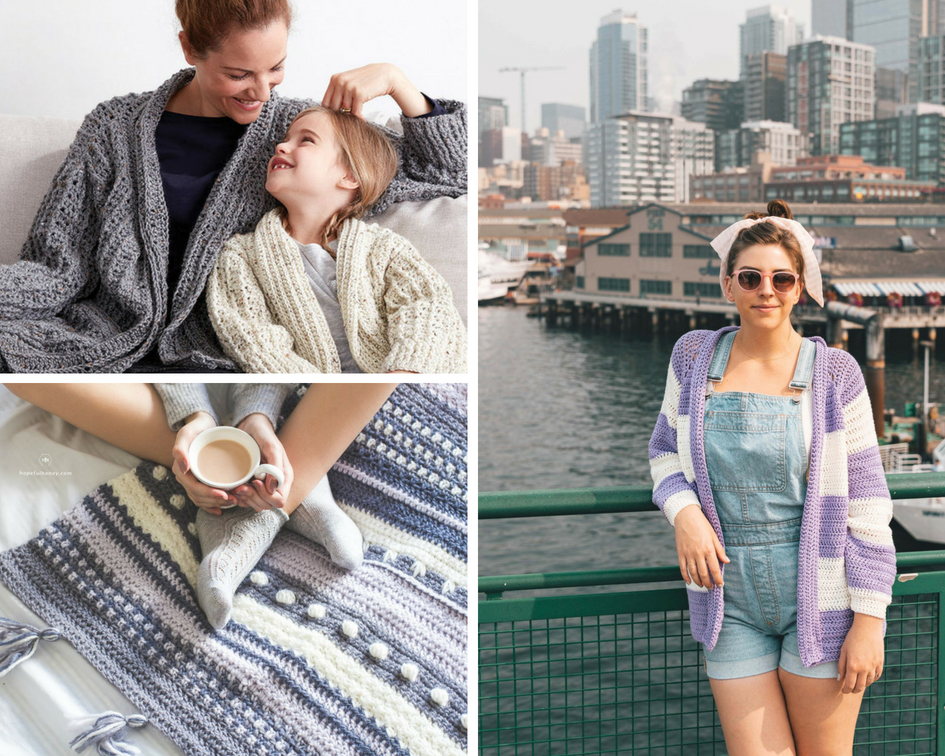 Fall Crochet Pattern Roundup