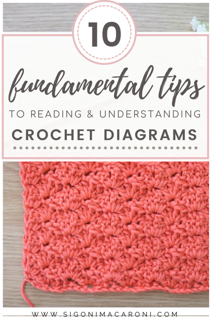 How To Read And Understand Crochet Diagrams