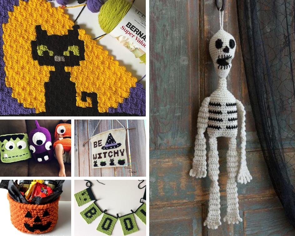 Spooky-halloween-crochet-pattern-roundup