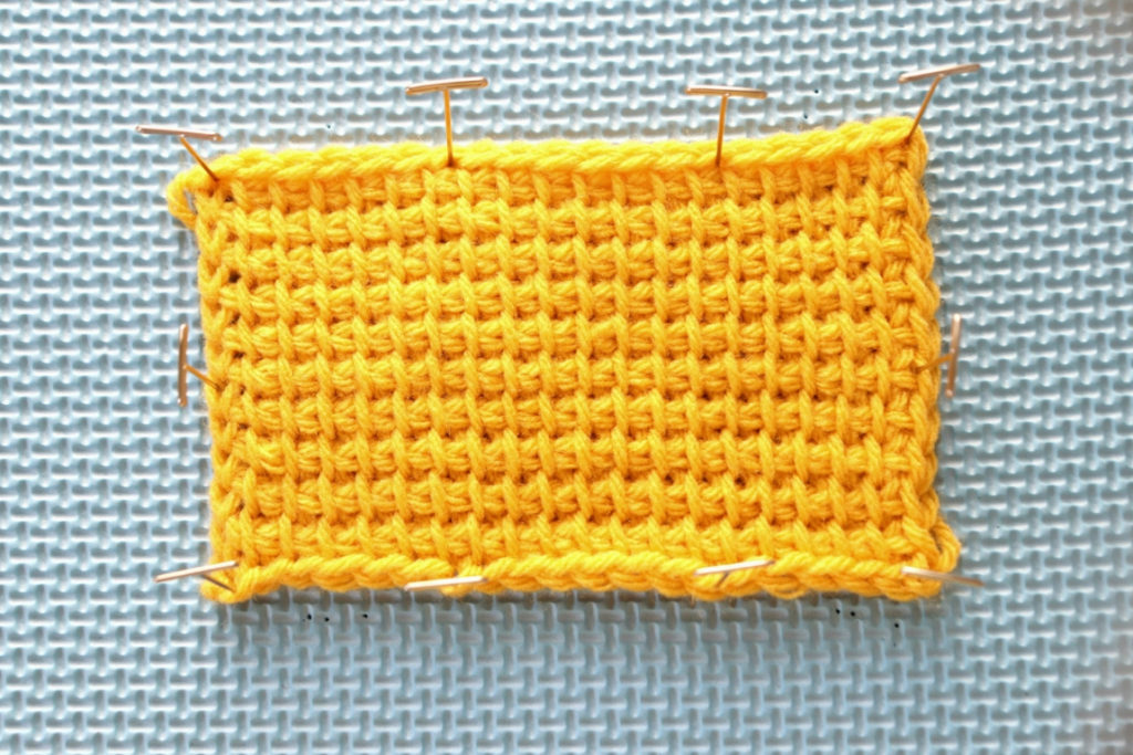 Tunisian Crochet Basics For Beginners