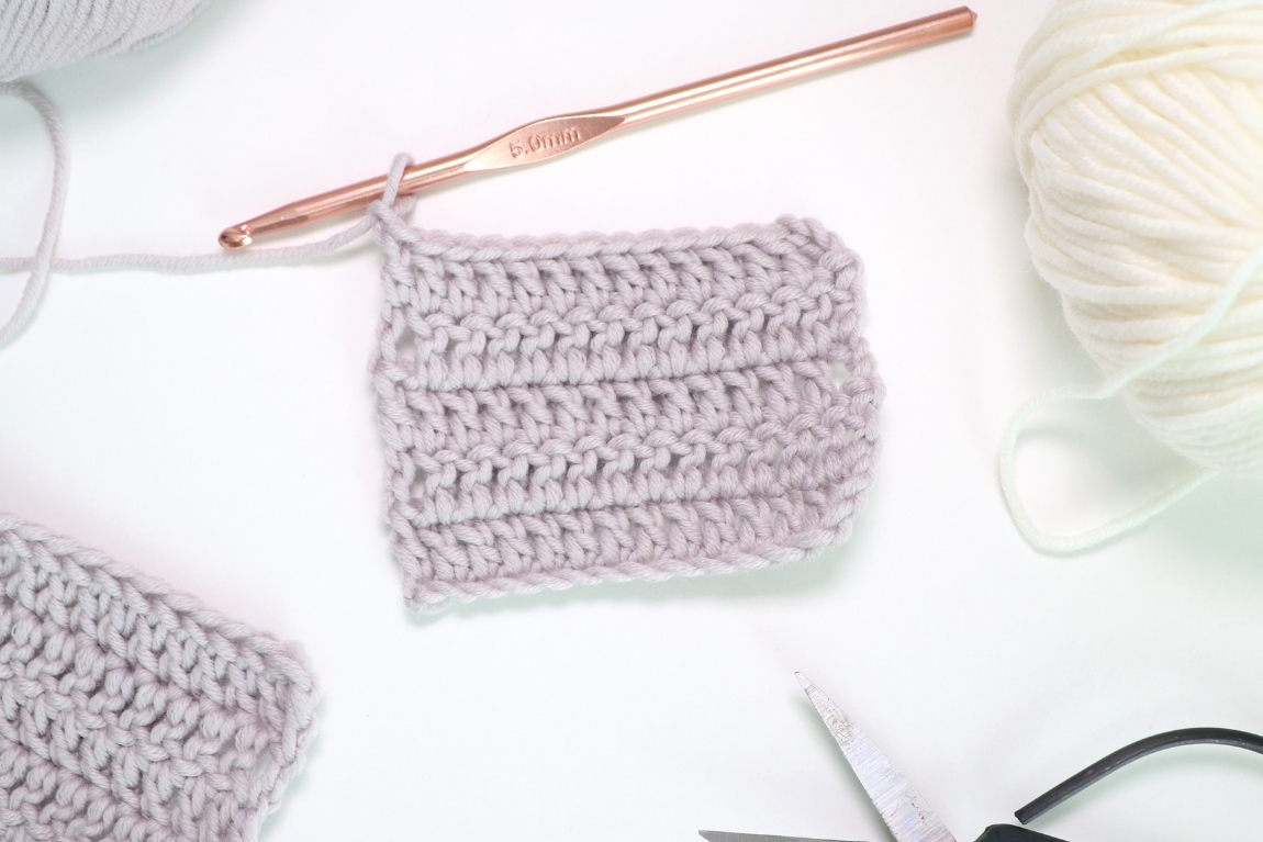 Chainless Foundation Crochet Stitches