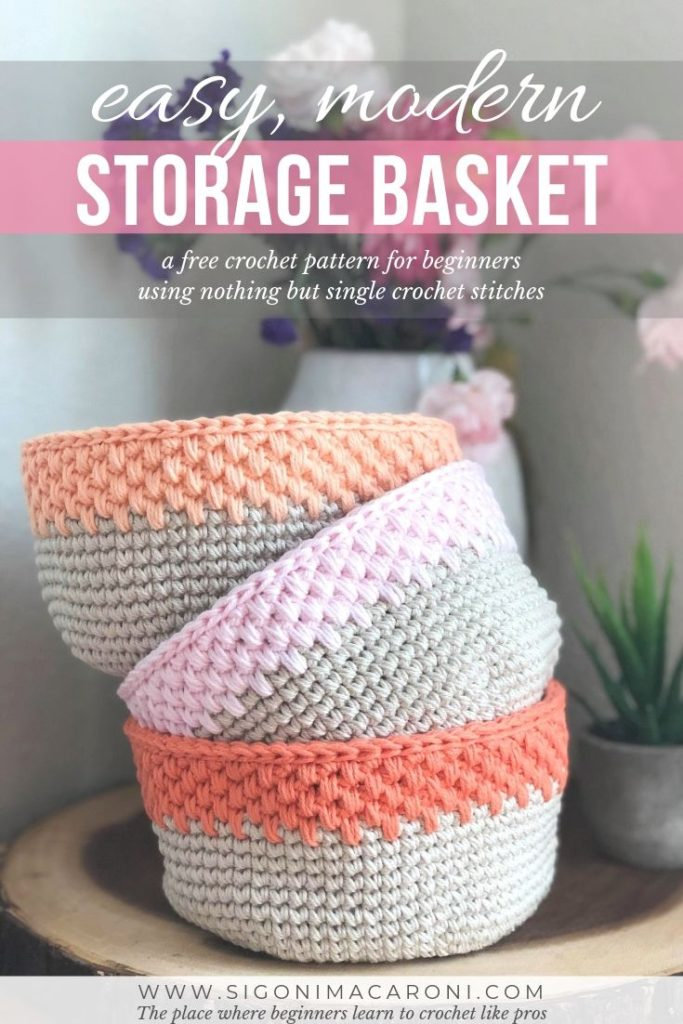 Free Easy Crochet Patterns For Beginners - Hative | 1024x683