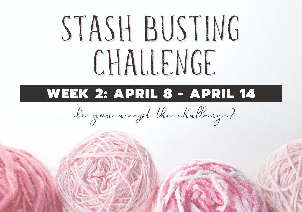 25+ Scrap Yarn Crochet Projects   Stash Busting Challenge Week 2